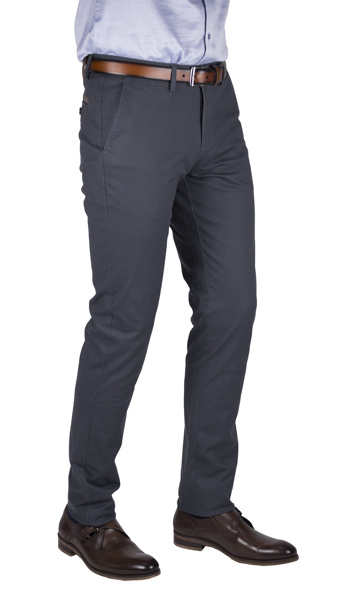 Picture of GRAY PIKE TROUSERS