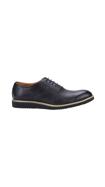 Picture of LEATHER OXFORD SHOE