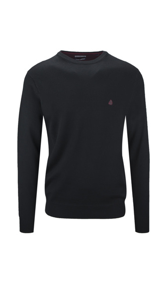Picture of KNITTED BLOUSE ROUND NECK