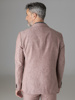 Picture of Cotton linen blazer jacket with two button opening