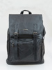 Picture of Back pack with flap and usb port on the side