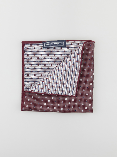 Picture of JACQUARD POCKET SQUARE HANKY