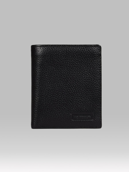 Picture of BLACK LEATHER WALLET