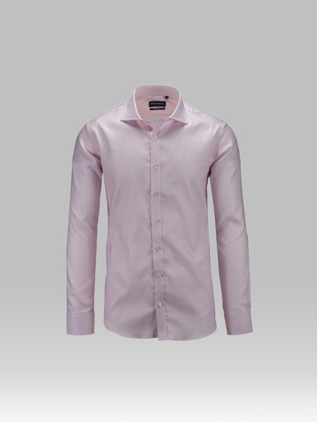Picture of MEN'S COTTON PINK SHIRT