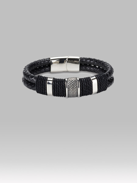 Picture of MENS BRAIDED BRACELET