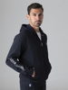 Picture of Men's tracksuit jacket in cotton