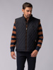 Picture of Men's sleeveless quilted jacket ves