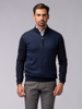 Picture of Men's jacquard sweater high neck with zip