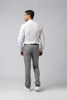 Picture of Cotton shirt, cutaway collar, slim fit. Easy care