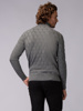 Picture of Men's braided turtleneck sweater