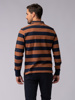 Picture of STRIPED POLO BLOUSE
