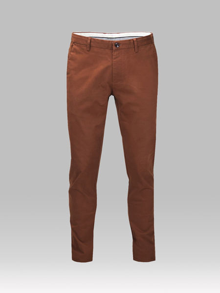 Picture of TILE CHINO TROUSERS