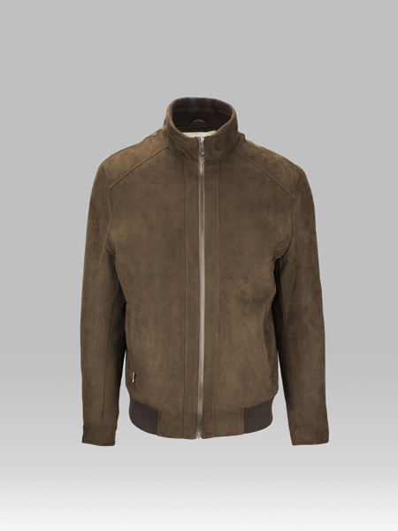 Picture of BOMBER PERFORE JACKET