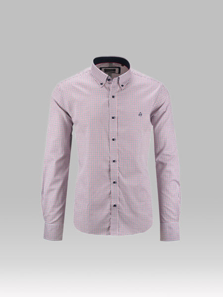 Picture of SHIRT WITH TWO COLORS