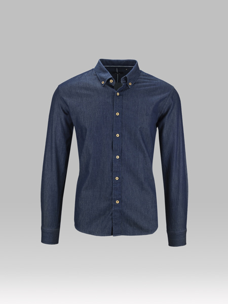 Picture of BLUE JEANS SHIRT