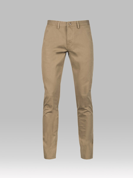 Picture of MEN'S CHINO BROWN PANTS