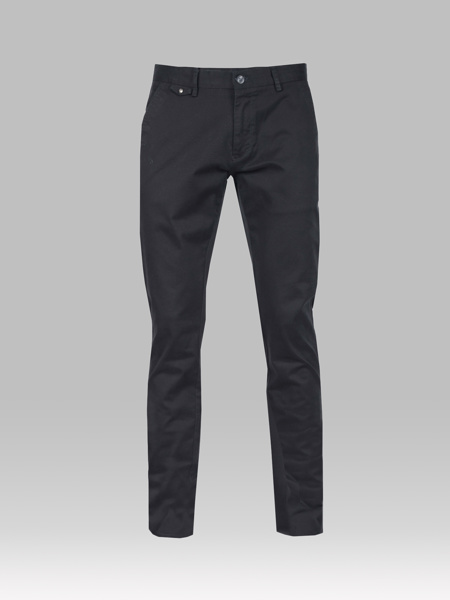 Picture of MEN'S TROUSERS BLACK
