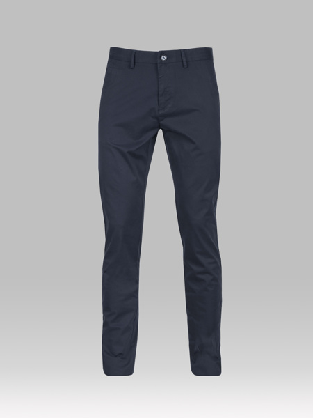 Picture of MEN'S NAVY BLUE CHINO TROUSERS