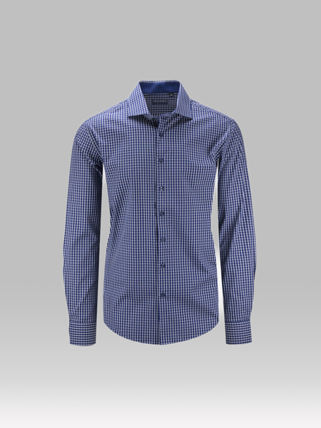 Picture of NAVY BLUE PLASTIC SHIRT