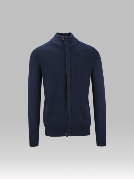 Picture of COTTON KNITTED JACKET