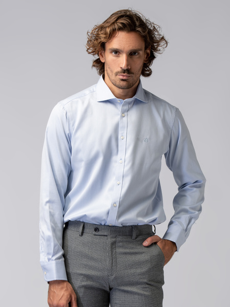 Picture of BLUE OXFORD SHIRT