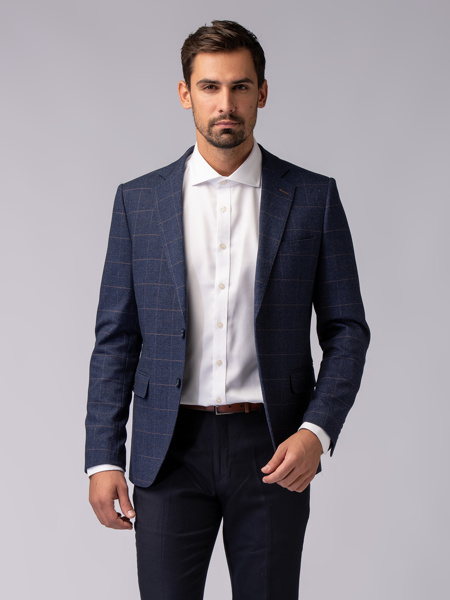 Picture of BLUE PLATO JACKET