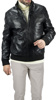 Picture of LEATHER BOMBER JACKET