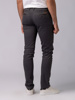 Picture of Men's chinos cotton pants with pu pipings