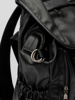 Picture of Men's backpack with foldover top and laptob case