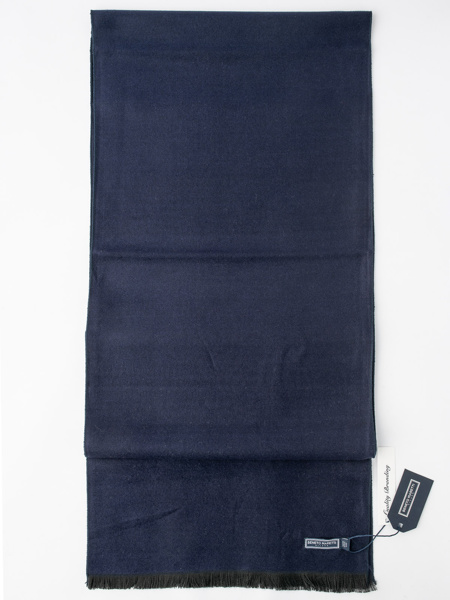 Picture of Men's soft blue royal scarf